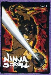 Ninja Scroll: The Series poster