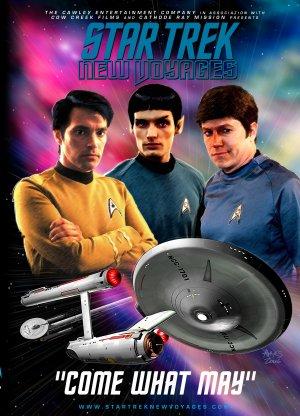 Star Trek: New Voyages 1555x2154
