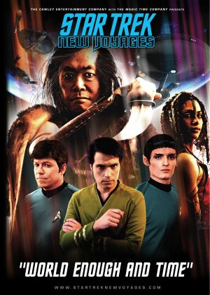 Star Trek: New Voyages 1539x2153