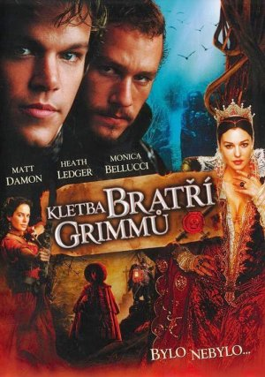 The Brothers Grimm Cover