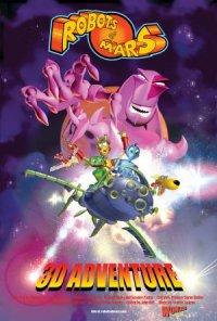 Robots of Mars 3D Adventure poster