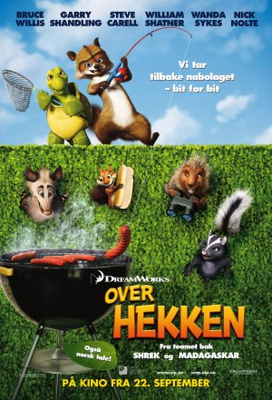 Over the Hedge 3400x5000