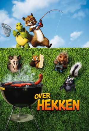 Over the Hedge 3419x5000