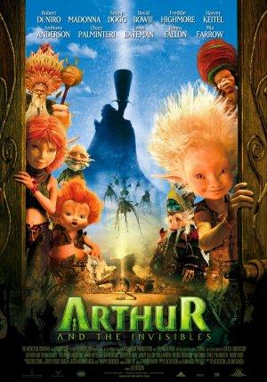 Arthur und die Minimoys 1400x2000