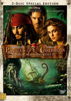 Pirates of the Caribbean: Dead Man's Chest 600x850