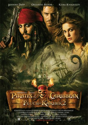 Pirates of the Caribbean: Dead Man's Chest 569x800