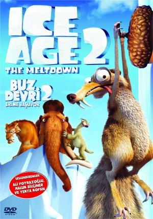 Ice Age 2 - Jäätikkö sulaa 1362x1944