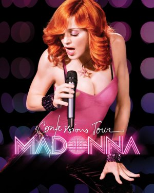 Madonna: The Confessions Tour Live from London 2392x3000