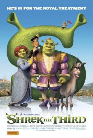 Shrek the Third 600x892