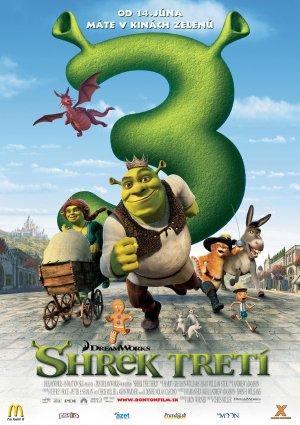 Shrek the Third 3508x4967