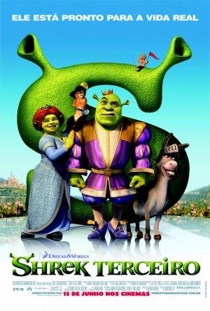 Shrek the Third 1011x1500