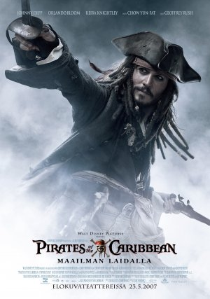 Pirates of the Caribbean: At World's End 2984x4243