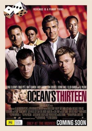 Ocean's Thirteen 600x857