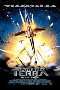 Battle for Terra poster