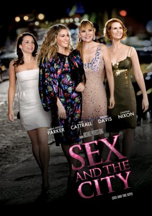 Sex and the City 499x711