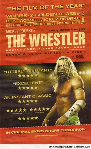 The Wrestler 1000x1648