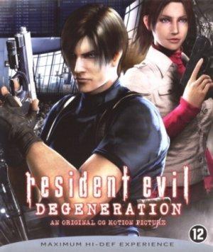 Resident Evil - Degeneration 390x463