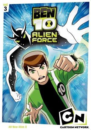 Ben 10: Alien Force 1507x2144