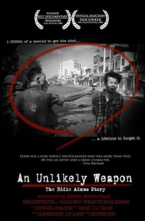 An Unlikely Weapon Poster