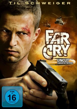 Far Cry Dvd cover