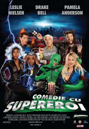Superhero Movie 379x550