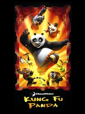 Kung Fu Panda 600x800