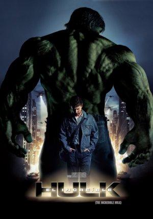 Der unglaubliche Hulk 499x711
