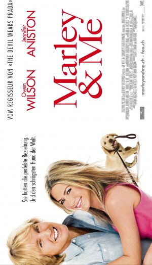 marley and me poster. Marley amp; Me poster