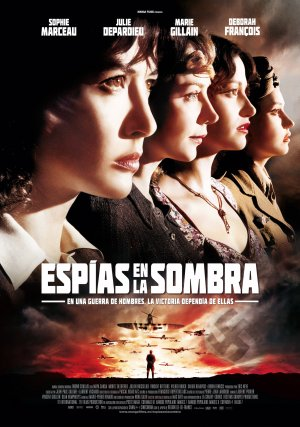 Female Agents - Geheimkommando Phoenix 2294x3263