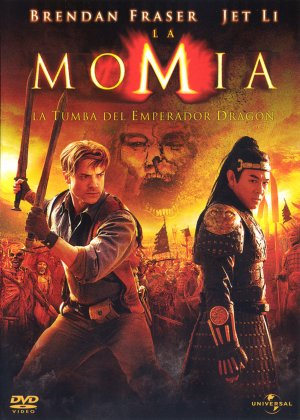 The Mummy: Tomb of the Dragon Emperor 1016x1421