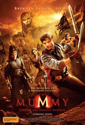 The Mummy: Tomb of the Dragon Emperor 600x878