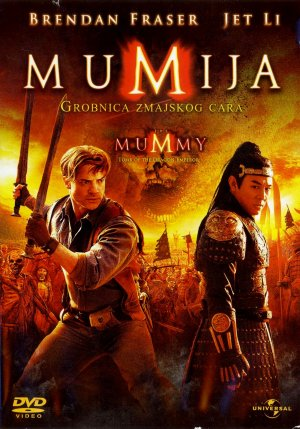 The Mummy: Tomb of the Dragon Emperor 1510x2160