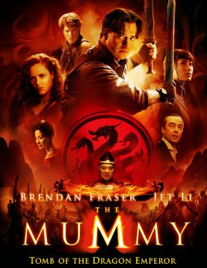 The Mummy: Tomb of the Dragon Emperor 1522x1968