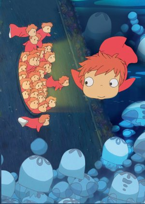 Ponyo: Das grosse Abenteuer am Meer 1943x2721