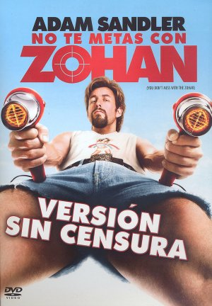 You Don't Mess with the Zohan 983x1415
