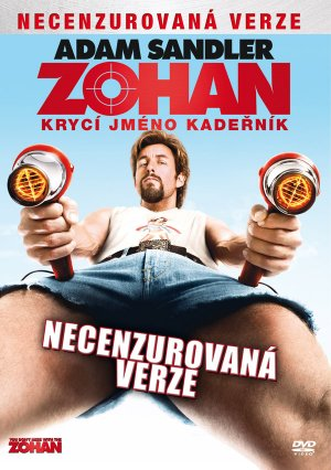 You Don't Mess with the Zohan 600x852