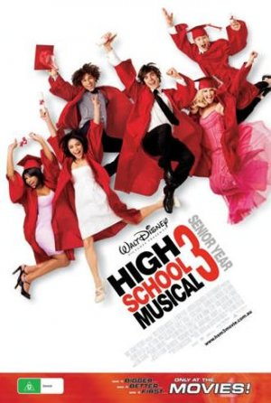 High School Musical 3: Senior Year 330x491