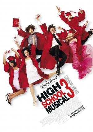 High School Musical 3: Senior Year 2388x3400