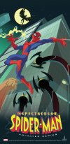 The Spectacular Spider-Man poster
