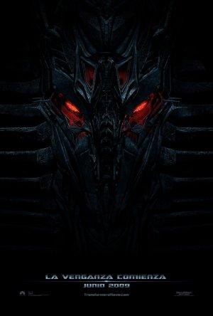 Transformers: Die Rache 1396x2067