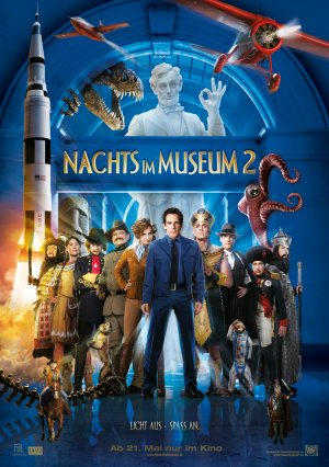 Night at the Museum: Battle of the Smithsonian 987x1400