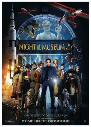 Night at the Museum: Battle of the Smithsonian 1328x1840