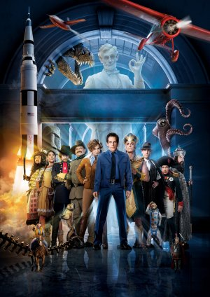 Night at the Museum: Battle of the Smithsonian 2333x3300
