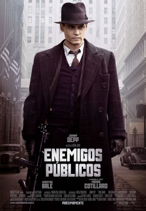 Public Enemies 3331x4800
