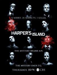 Harper's Island poster