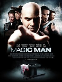 Magic Man poster
