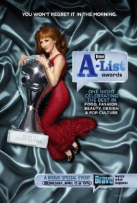 A-List Awards poster