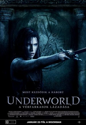 Underworld: Rise of the Lycans 485x700