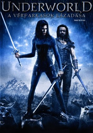 Underworld: Rise of the Lycans 1250x1777