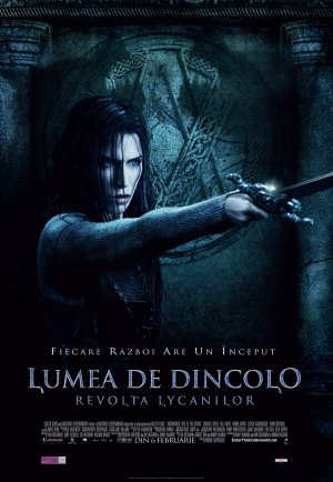 Underworld: Rise of the Lycans 1226x1772